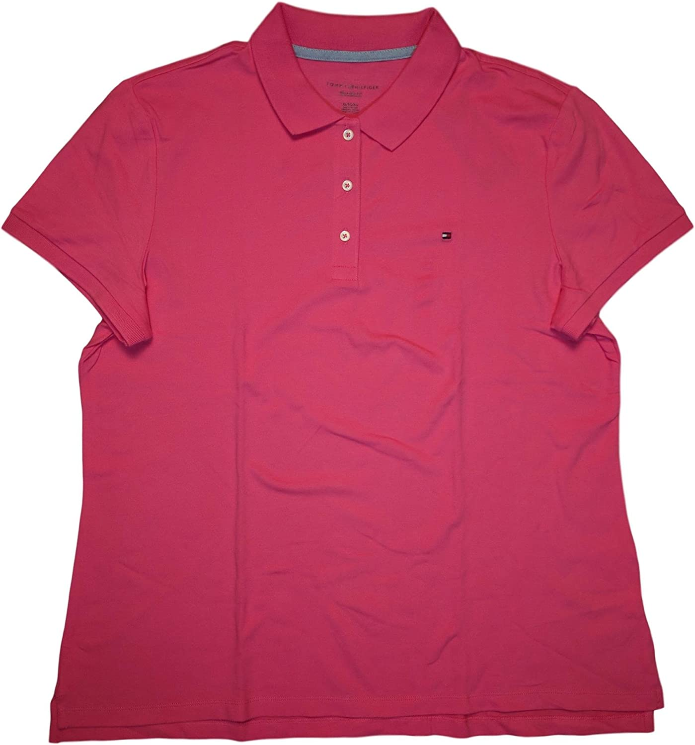 Tommy Hilfiger Women's Relaxed Fit Polo Shirt
