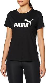 PUMA Ess Logo Tee T-Shirt Femme