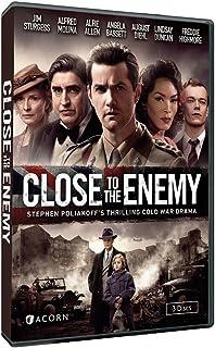 Close to the Enemy - DVD - British Cold War Drama Mini-Series