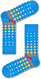 Happy Socks Men's Faded Disco Dot Sock