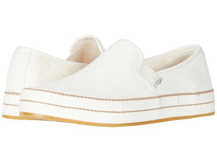 UGG  Bren (Natural) Womens Slip on  Shoes