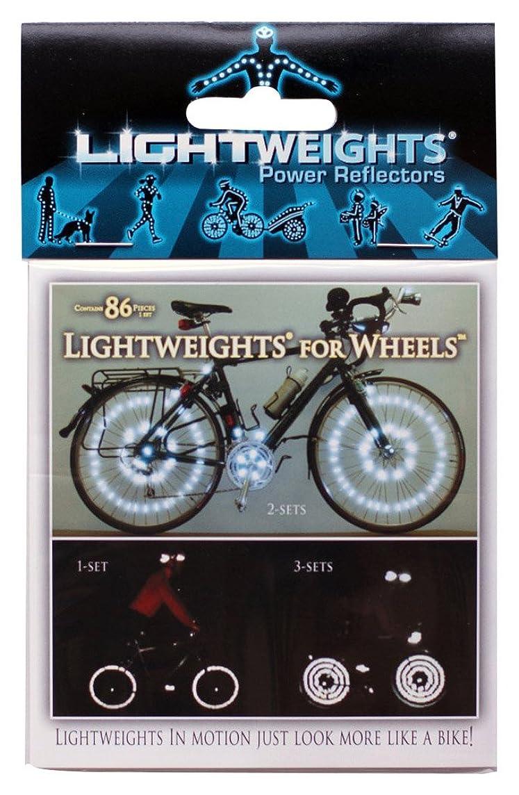 Lightweights for Wheels SilverFlex SuperBright Reflective 86