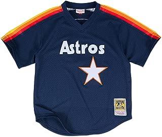 Mitchell & Ness Craig Biggio Houston Astros Authentic 1991 BP Jersey