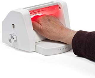 Triumph LTD Red Light Hand Therapy Device – Red Light LED Therapy Photobiomodulation for Hand Arthritis, Joint and Muscle Pain Relief