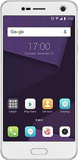"ZTE Blade V8 - Smartphone Libre de 5.2"" (Dual SIM, RAM de 3 GB, Memoria Interna de 32 GB, procesador Octa-Core), Color Plata"