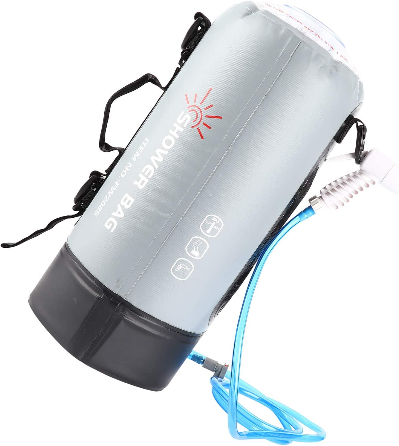 Daily bargain sale LAJS Shower Bag Portable Large discharge sale 12L for Climbing Pressure f