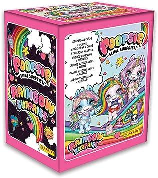 Panini Colección de pegatinas Poopsie (50 unidades)