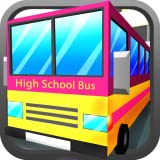 √ Realistic driving experience with cool physics behind √ Awesome blocks brick style city craft environment √ Drive & Collect kids from home, school and stops √ Drive with extreme safety √ Awesome bus driving challenge missions √ Attractive 3D Suburb...
