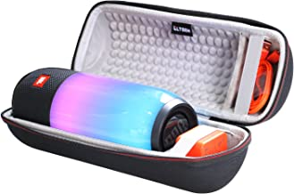 LTGEM EVA Hard Case for JBL Pulse 3 Wireless Bluetooth IPX7 Waterproof Speaker - Travel Protective Carrying Storage Bag