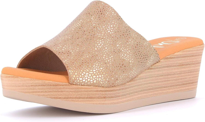 OH  MY SANDALS women's shoes sandals 4237 BEIGE