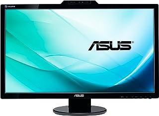 Asus VK278Q 68,6 cm (27 Zoll) Monitor ( Full HD, VGA, DVI, HDMI, DisplayPort, 2ms Reaktionszeit) schwarz