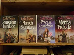 The Zion Covenant Series 1-4:Vienna Prelude, Prague Counterpoint, Munich Signature, Jerusalem Interlude