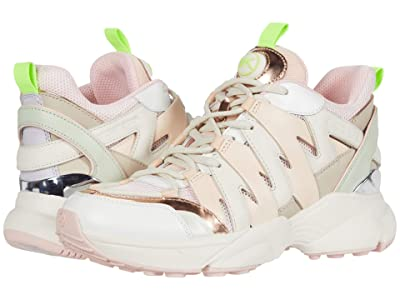 MICHAEL Michael Kors Hero Trainer (Cream Multi) Women