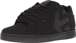 etnies Men's Fader Skateboarding Shoes, Black/Black/Black, 11 US