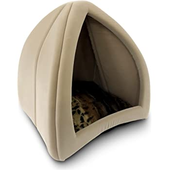 Purrfect Tent -  Cozy, Comfortable Cat Bed