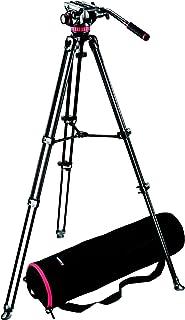 Manfrotto 三脚 ツイン3段アルミ MSタイプ ビデオキット MVK502AM-1