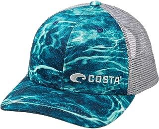Costa Del Mar Mossy Oak Elements Fishing Camo Mesh Hat