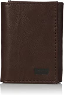 Levi's Men's Trifold Wallet - Sleek and Slim Includes ID...