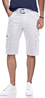 """Sponsored Ad - X RAY Mens Tactical Bermuda Cargo Shorts Camo and Solid Colors 12.5"""" Inseam Knee Length Classic Fit Multi P..."""