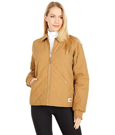The North Face Cuchillo Jacket (Utility Brown) Women