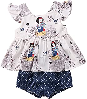Best snow white baby romper Reviews