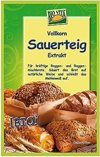 BIOVITA Sauerteig-Extrakt, 6er Pack 6 x 15 g