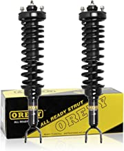 OREDY Rear Left & Right Struts Assembly Shock Absorber Coil Spring Assembly Kit 171266 15330 Compatible with Acura Integra 1994 1995 1996 1997 1998 1999 2000 2001/Honda Civic 1992 1993 1994 1995