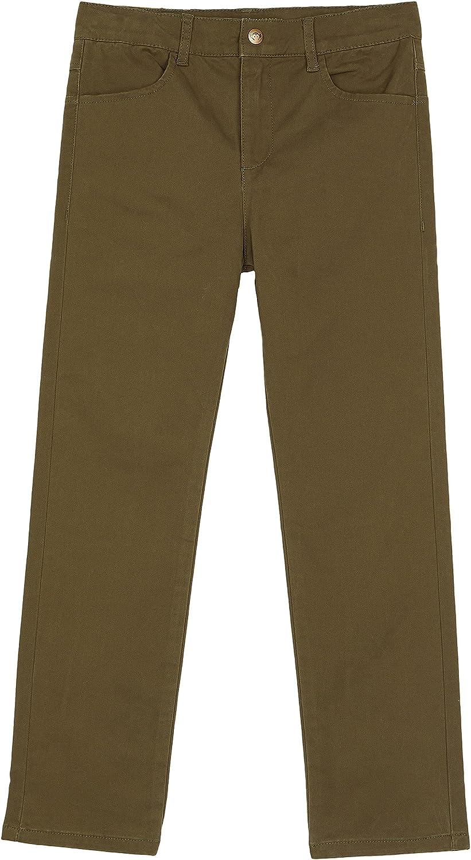 Appaman Kids Boy's Skinny Twill Pants (Toddler/Little Kids/Big Kids) Moss 8 Big Kids
