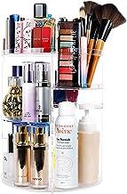 Organizador de Maquillaje, Vagalbox Organizador Giratorio de Tocador y Caja de Almacenamiento, Organizador Giratorio de 36...