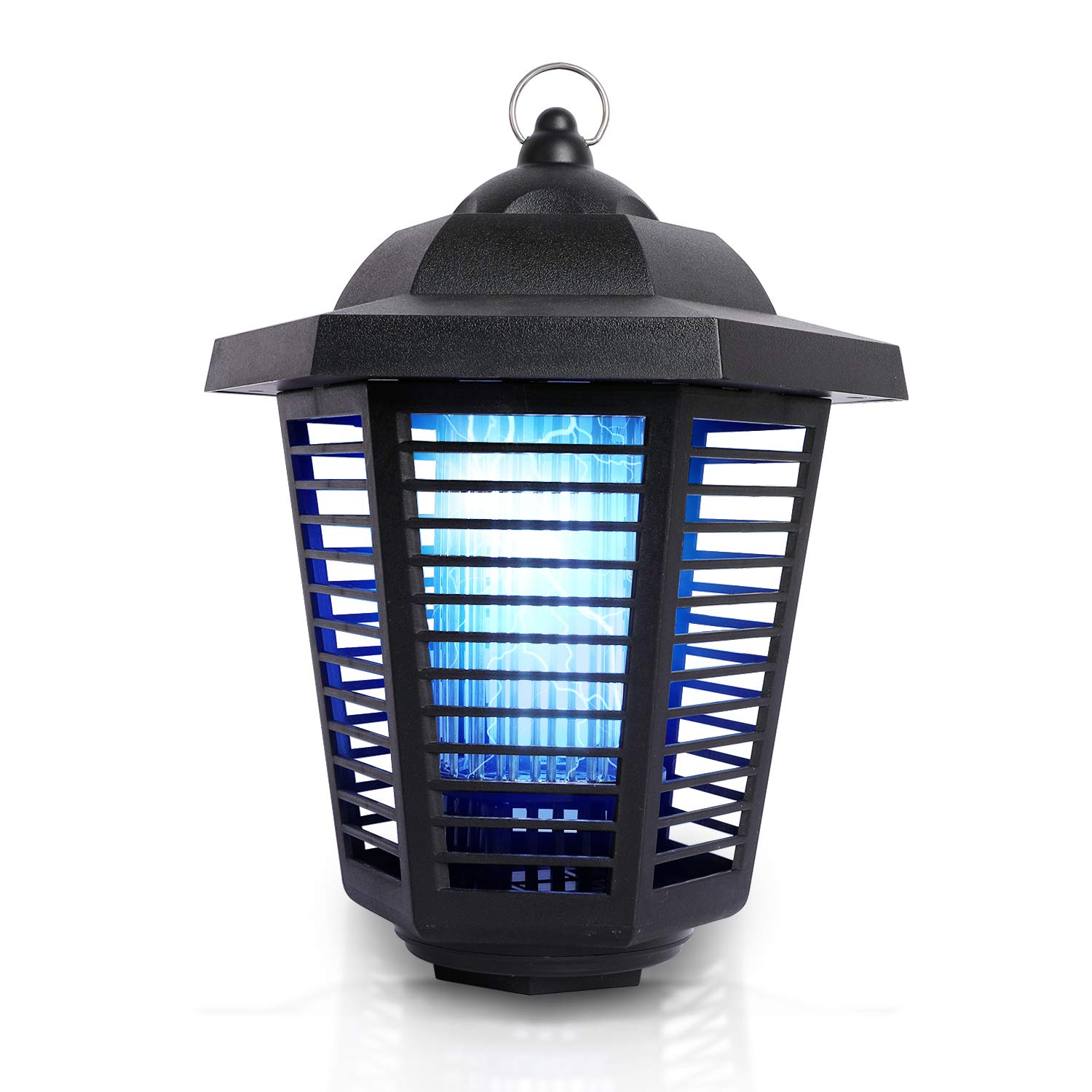 Garsum Bug Zapper   Electric Mosquito Killer   Indoor Insect Trap   Child & Pet Safe, Non-Toxic  Fly Zapper Repellent for Home, Indoor, Kitchen (Outdoor-20W)