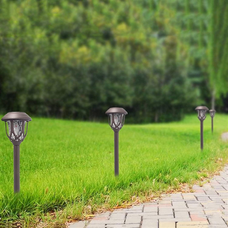 Outdoor 6 Packs Solar Pathway Landscape Waterpro Luxury goods Lighting Save money Light