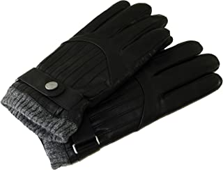 Polo Ralph Lauren Mens Sheep Leather Thinsulate Driving Strap Gloves