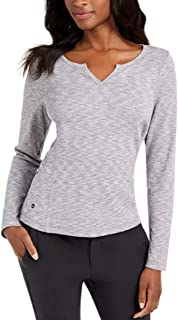 Hi-Tec Women's Guerin Space Dyed Ribbed T-Shirt