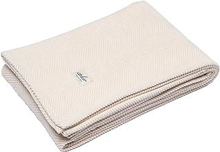 東京西川 綿毛布 ベージュ シングル 綿100% オーガニックコットン ふんわり 日本製 イトリエ FQ09101006BE