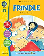 Frindle - Novel Study Guide Gr. 3-4 - Classroom Complete Press (Literature Kit)