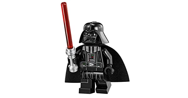 LEGO Translucent Red Star Wars Minifigure Light Saber