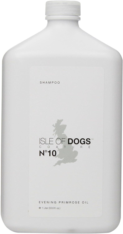 Isle of Dogs Coature No. 10 Shampoo Trust Oil Regular discount Primrose for Evening Dog