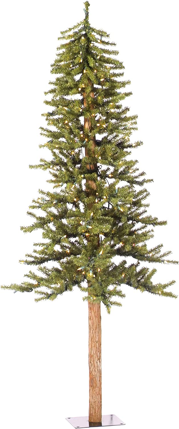 Vickerman Special price for a limited time Cheap mail order shopping 6' Natural Alpine Artificial Clear Christmas Tree Inc