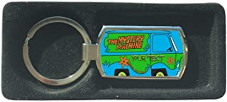 BRGIftShip Personalize Your Own The Mystery Machine Van Metal Keychain