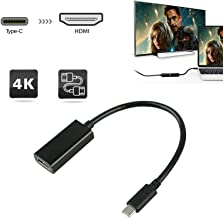 N4U Online   Type HDMI Adapter Female HDTV USB-C For Samsung Galaxy 2018