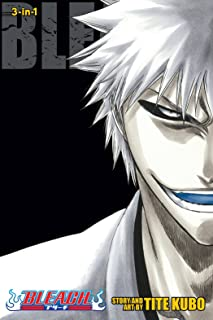 Bleach (3-in-1 Edition), Vol. 9: Includes vols. 25, 26 & 27 (9)