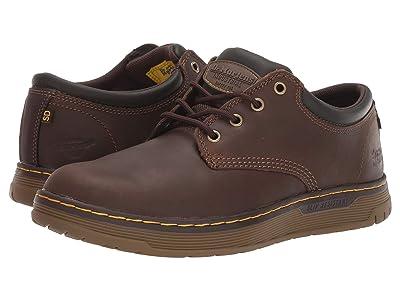 Dr. Martens Work Culvert Steel Toe SD (Dark Brown/Dark Brown/Dark Brown/Dark Brown) Men