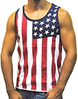 India Flag Country Chest Tank Top Shirt