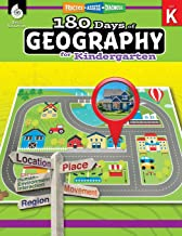 Download 180 Days of Social Studies: Grade K - Daily Geography Workbook for Classroom and Home, Cool and Fun Practice, Kindergarten Elementary School Level ... to Build Skills (180 Days of Practice) PDF
