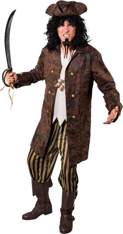 Orlob Piraten-Kostüm für Herren B07NPCTG43 - Hohe Qualität und Wirtschaftlichkeit | Bevorzugtes Material