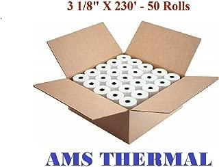 AMS Thermal Credit Card Paper (3 1/8