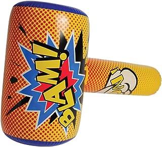 U.S. Toy IN407 Superhero Bopper Inflate
