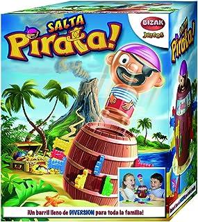 Juegos Bizak Tricky Salta Pirata (BIZAK 30697028