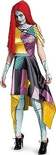 Disney Women's Sally Prestige Adult Costume