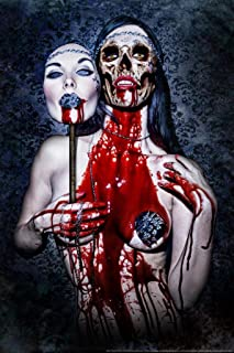 Faceless Vampiress by Daveed Benito Cool Huge Large Giant Poster Art 36x54